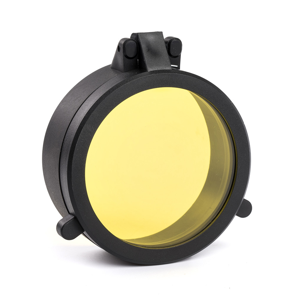 Weltool LF61Y Yellow Filter Lens Protector For W4