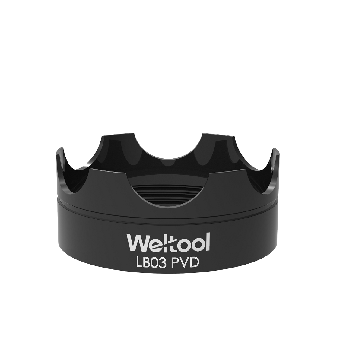 Weltool LB03 PVD Black 304# Stainless Steel Strike Bezel